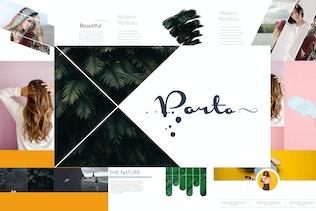PORTO - Portfolio Keynote