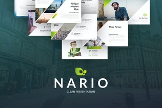 Nario Clean Presentation
