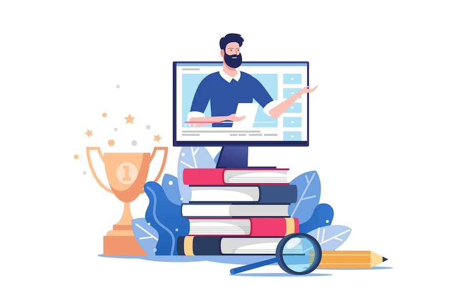 Online Education or Business Training