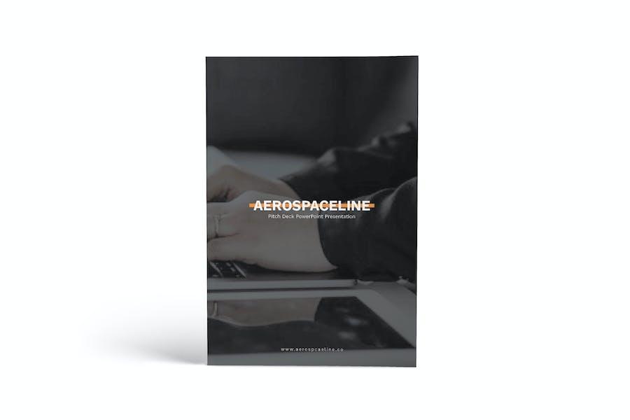 Pitch Deck A4 Brochure