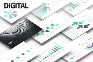 Digital - Multipurpose PowerPoint Presentation