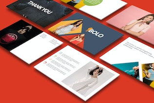 Bolo Powerpoint Template