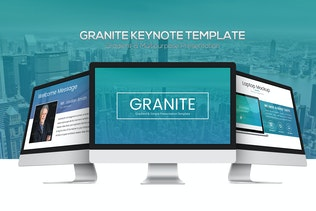 Granite Keynote Template